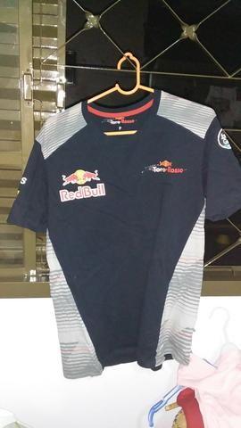 Camisa Red Bull
