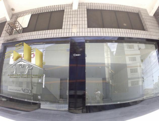 Laz- Alugo loja com 96 metros com Mezanino na Serra (07) - Foto 3