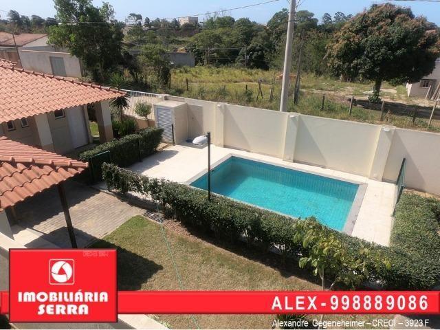 ALX - 106 Casa com Piscina - Troque seu Aluguel por uma casa de 2 Quartos novinha - Foto 18