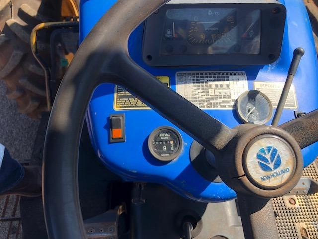 New Holland 7630 4x4 ano 2001 - Foto 4