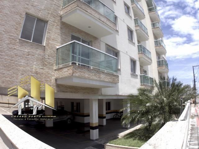 Laz- Alugo apartamento com varanda perto da praia (09) - Foto 14