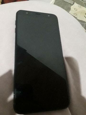 Samsung j6 + plus com caixa