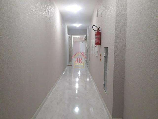 AL@-Apartamento de 02 dormitórios, sendo uma suíte a 550 metros da praia - Foto 16