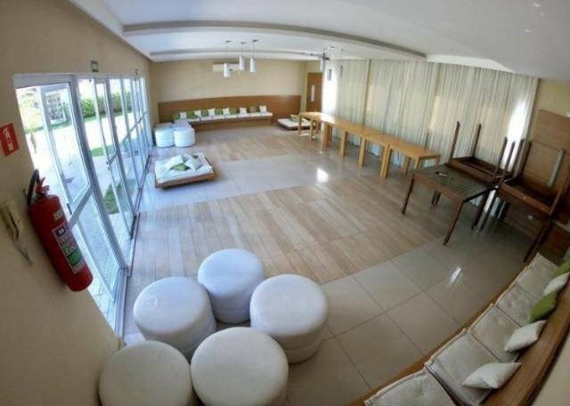 Apartamento 3 quartos, 2 vagas, mobiliado no Villaggio Manguinhos em Morada de Laranjeiras - Foto 15