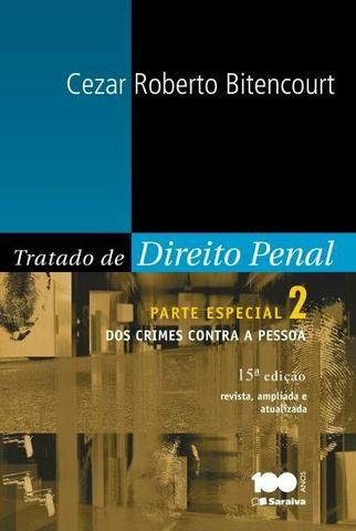 Tratado De Direito Penal - Parte Especial - Vol. 2 - 15ª Ed