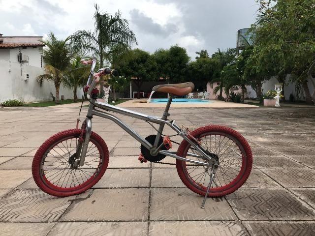 Bicicleta Pers. Vermelha