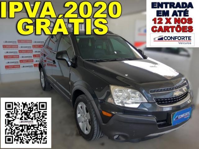 Chevrolet captiva 2012 2.4 sfi ecotec fwd 16v gasolina 4p automÁtico