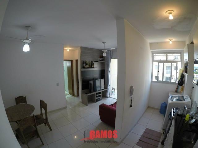 Excelente apartamento de 2 quartos + varanda, em Morada de Laranjeiras - Foto 3