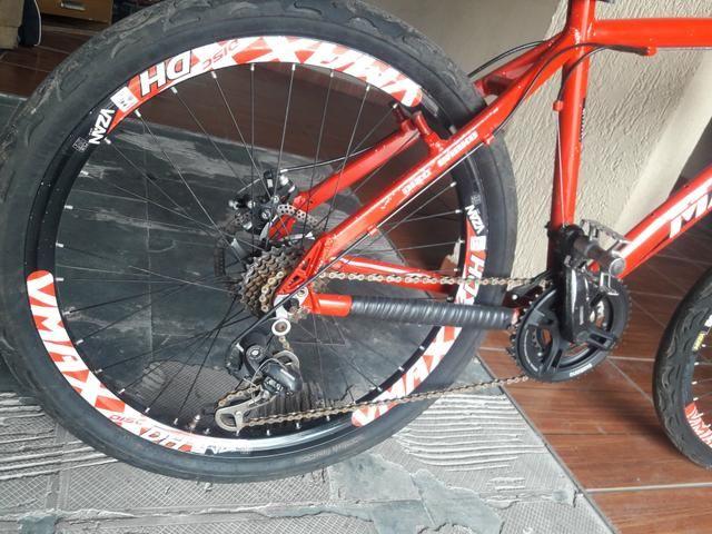 Vendo bike 900$ toda Shimano - Foto 5