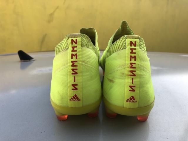 Chuteira adidas nemezis - Foto 6