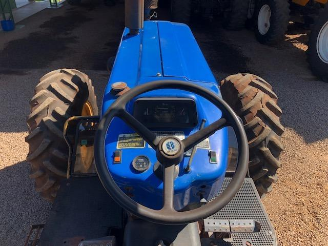 New Holland 7630 4x4 ano 2001 - Foto 3