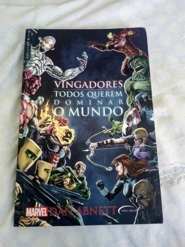 Livro dos Vingadores