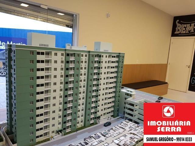 SAM 178 Villa do Mestre - 50m² - 2 quartos c/suíte - Jardim Limoeiro - Foto 3