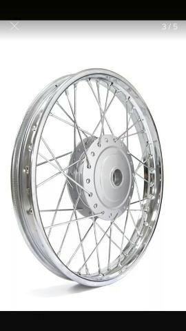 Roda de ferro original moto 150 2013