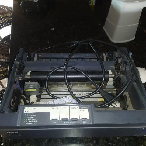 Impressora Lx 300 + w - Foto 2