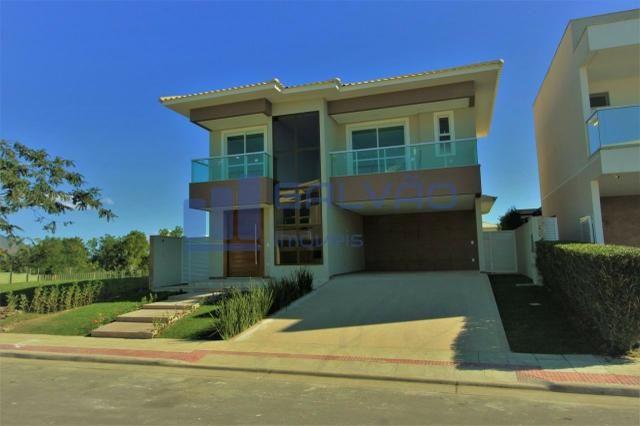 JG. Excelente / linda casa duplex no Boulevard Lagoa com 4 suítes!! - Foto 3