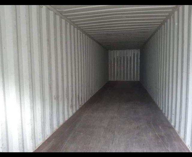 Container marítimo DC 40  Paranaguá  - Foto 2