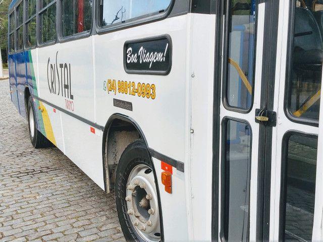 Ônibus neobus mega ano 2001 - Foto 6