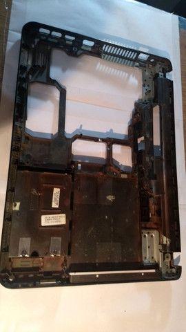 Carcaça Inferior Notebook Positivo Premium N8145 N8085 015 - Foto 3