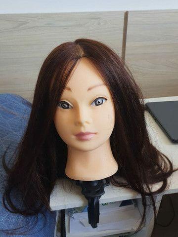 Cabeça para penteados - Foto 3