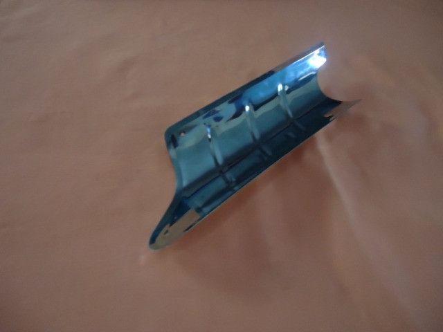 Acessório bate pé de coluna do fusca ( inox ) - Foto 6