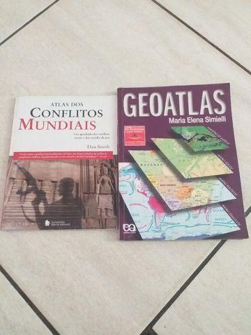 Atlas - Geoatlas e Atlas dos Conflitos Mundiais - Foto 3
