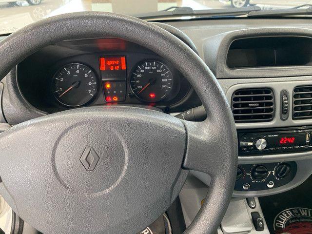 Renault Clio Completo 2 Portas 2011, Bancos Couro, Valor Repasse . - Foto 10