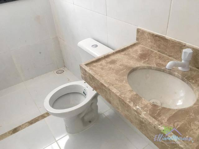 Casa à venda, 90 m² por R$ 259.000,00 - Encantada - Eusébio/CE - Foto 11