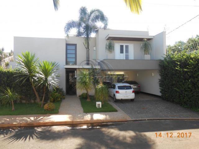 Casa de condomínio à venda com 4 dormitórios em Maria marconato, Jaboticabal cod:V2559