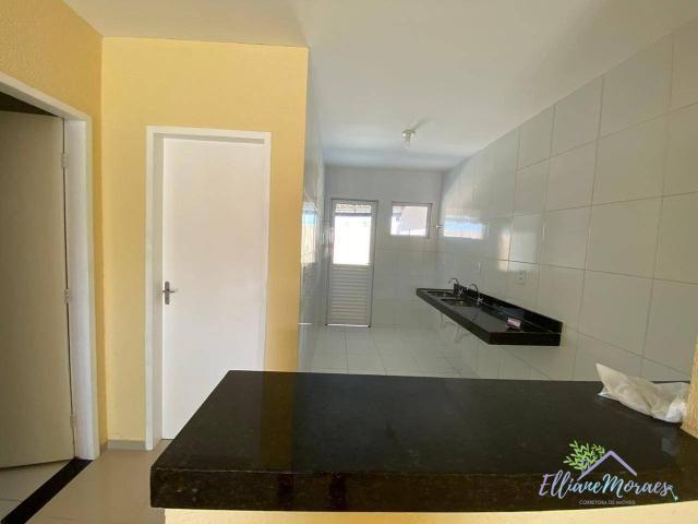 Casa à venda, 120 m² por R$ 280.000,00 - Lagoinha - Eusébio/CE - Foto 7