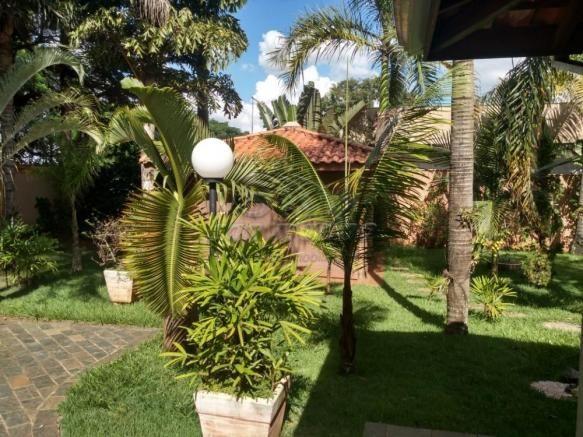 Chácara à venda com 4 dormitórios em Jardim morumbi, Jaboticabal cod:V4096 - Foto 9