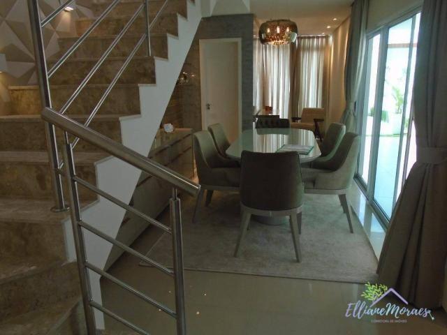 Casa à venda, 137 m² por R$ 480.000,00 - Amador - Eusébio/CE - Foto 4