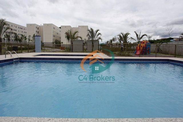 Apartamento com 2 dormitórios à venda, 44 m² por R$ 180.000,00 - Jardim Ansalca - Guarulho - Foto 12