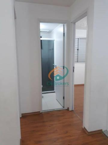 Apartamento com 2 dormitórios à venda, 44 m² por R$ 180.000,00 - Jardim Ansalca - Guarulho - Foto 8