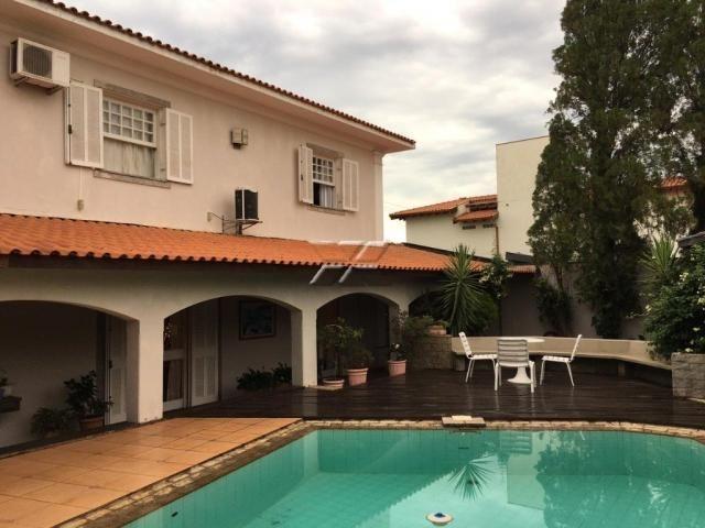 Casa à venda com 4 dormitórios em Cidade jardim, Rio claro cod:9931