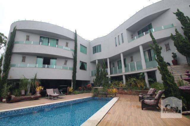 Casa à venda com 5 dormitórios em Bandeirantes, Belo horizonte cod:276299