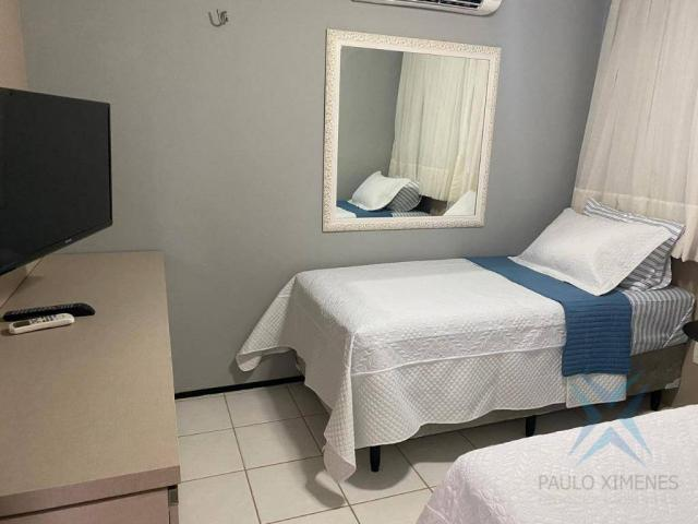Casa com 3 dormitórios à venda, 170 m² por R$ 600.000,00 - Porto das Dunas - Aquiraz/CE - Foto 12
