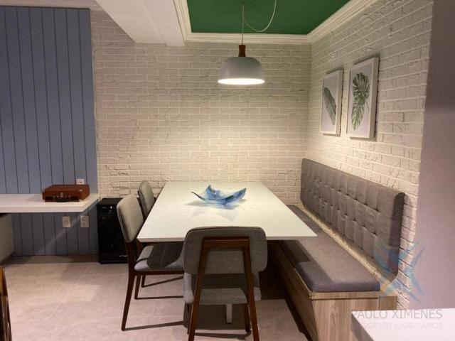 Casa com 3 dormitórios à venda, 170 m² por R$ 600.000,00 - Porto das Dunas - Aquiraz/CE - Foto 4
