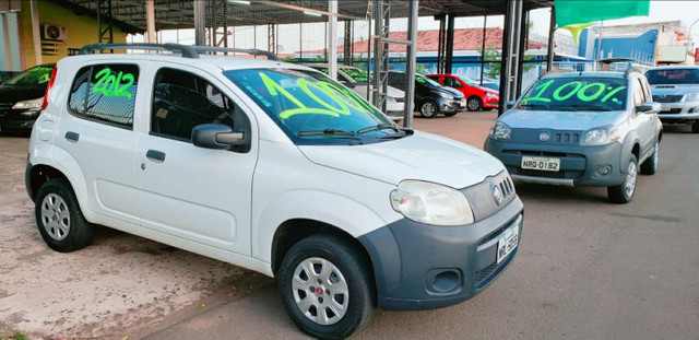 Uno vivace 2010 básico na promoção é na LUIZA automóveis  - Foto 4