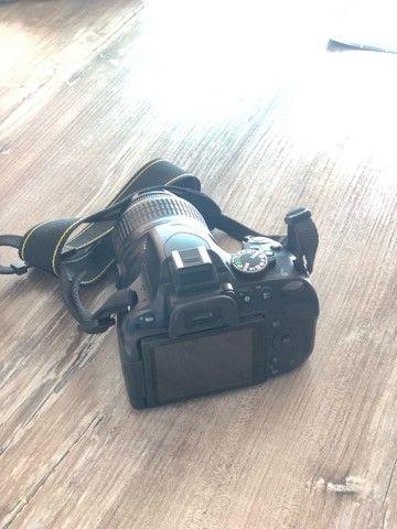 Oportunidade câmera dlsr Nikon D5100 - Foto 3