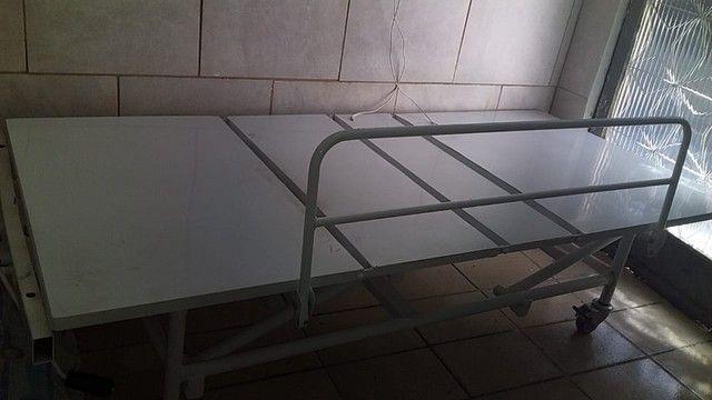 Cama hospitalar manual - Foto 6