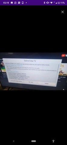TV Samsung 4k full HD 55 Polegadas.
