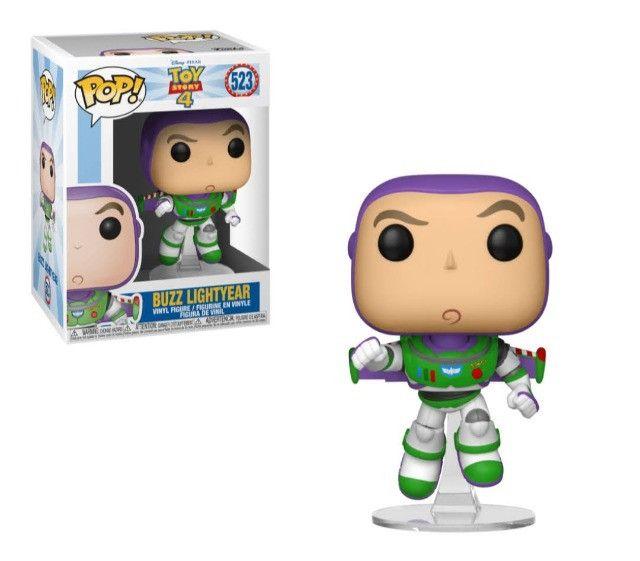 Funko Pop! - Buzz Lightyear #523 - Toy Story 4 - Foto 2