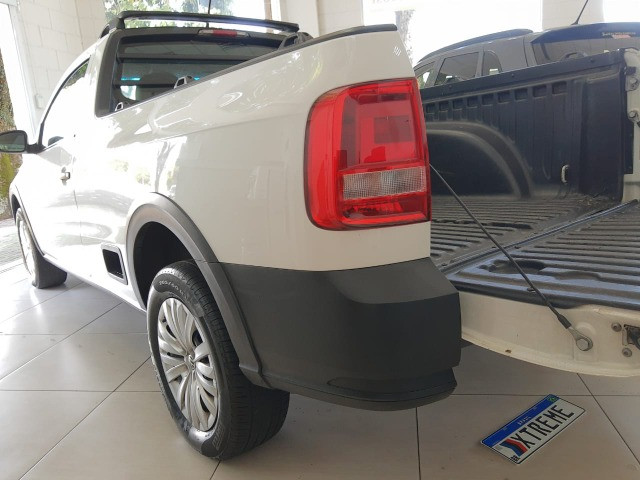 VW Volkswagen Saveiro Robust CS 1.6 8v Flex 2020 - Foto 6