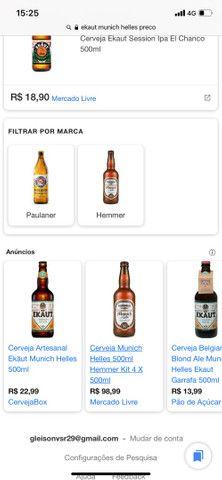 Cerveja ekaut - Foto 2