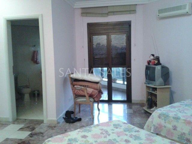 Belíssimo apartamento mobiliado para locação - 4 dormitórios - Saúde - Foto 9