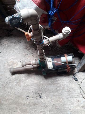 Bomba centriga engetora de 1 cv - Foto 2