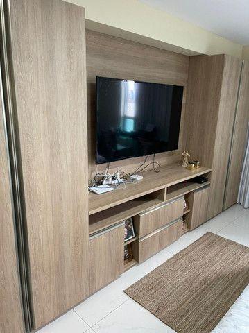 (RBA) Alugo apt. luxuoso, 240m², 3 Suítes, lazer, decorado e mobiliado, vista incrível! - Foto 14