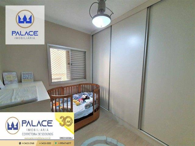 Apartamento com 3 dormitórios à venda, 86 m² por R$ 350.000,00 - Nova América - Piracicaba - Foto 15
