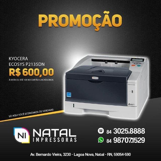 Impressora Kyocera Ecosys P2135dn